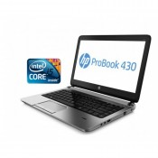 HP PROBOOK 430 CORE I5 5200U 2.2G , 4GB RAM , 500GB HDD, 13'HD