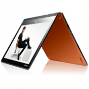 LENOVO YOGA 3 PRO 13 CORE™I7 M-5Y71 2.9GHZ, RAM 8GB, HDD 256G SSD, 13' QHD IPS TOUCH