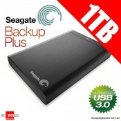 HDD 1TB SEAGATE BACK UP-PLUS USB 3.0
