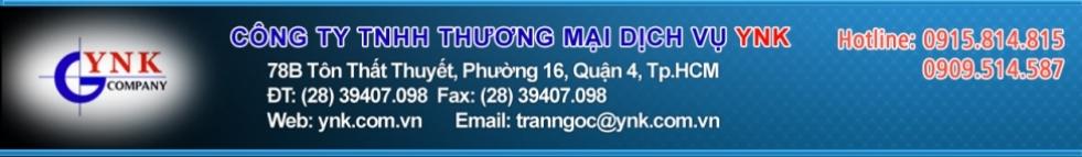 Công ty TNHH TM DV YNK